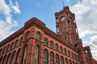 Das berühmte Rote Rathaus