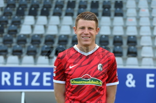 Media Day SC  Freiburg 1. FBL Saison 2021/22