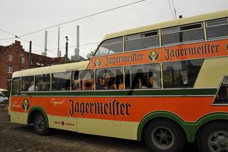 Üstra Betriebshof Glocksee 120 Jahre Hannover Oldtimer
