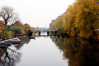 Billekanal am Berliner Bogen