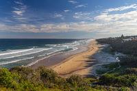 Sunshine Beach on the Sunshine Coast in the Sunshine State of Queensland, Australia