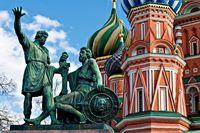 Statue of Kuzma Minin and Dmitry Pozharsky