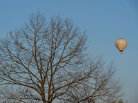 Heissluftballon im Münsterland