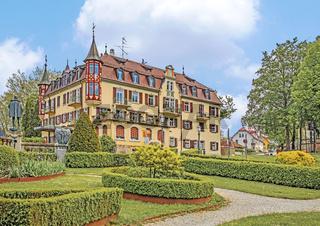 Haus Hohenstein, Heiligenberg, Linzgau, Baden-Württemberg