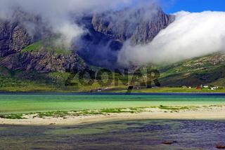 Berge und Meer - Nahe Ramberg