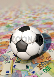 Fußball und Geld, Hochformat