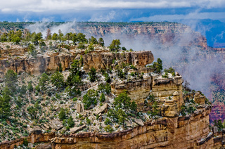 Panorama of Grand Canyon, Arizona, USA