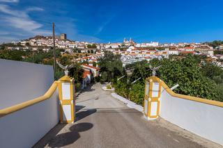 Old town Castelo De Vide - Portugal