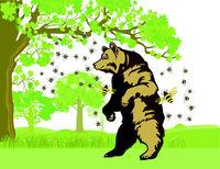 Honig Bear.eps