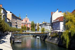 Ljubljana (Laibach), Slowenien