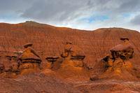 Scenic Utah state park