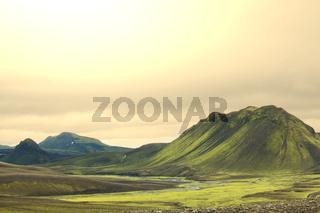 Icelandic landscape