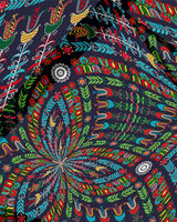 Hungarian embroidery background 4