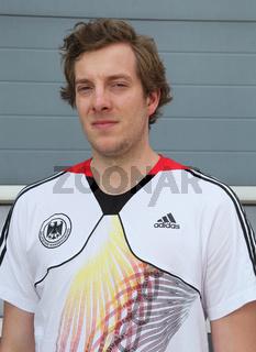deutscher Handball-Torwart Jens Vortmann DHB-Team GWD Minden DKB Handball-Bundesliga Saison 2012-13