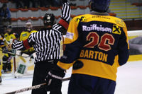 Eishockey Schiedsrichter