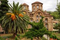 Panagia Chalkeon Church in Thessaloniki, Greece