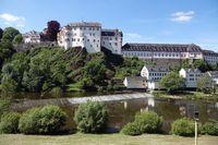 Schloss in Weilburg