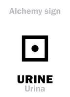Alchemy: URINE (Urina)