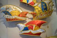 Herstellung von Narrenkappen für den Karneval