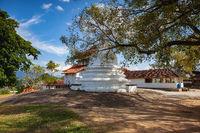 Lankatilaka Vihara is an ancient Buddhist temple situated in Udunuwara of Kandy, Sri Lanka