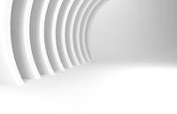 White background with white stripes or arcs