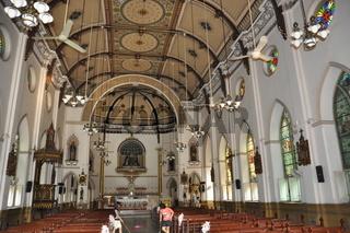 holy rosary church,bangkok,thailand
