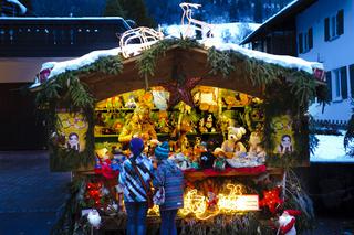 Weihnachtsmarkt in Bayern