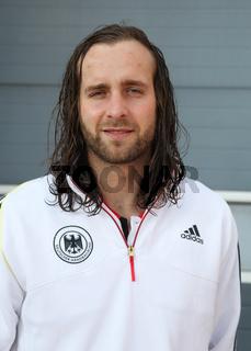 deutscher Handball-Torwart Silvio Heinevetter DHB Team Füchse Berlin DKB Handball-Bundesliga 2012-13