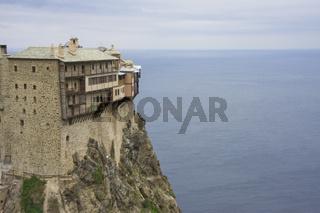 Mount Athos, Simonos Petra, Eastern Orthodox Monastery, Greece, Europe