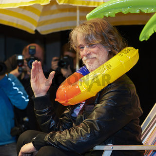 Helge Schneider: with love in my fingers! - Photocall