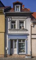 Das kleine, schmale Haus