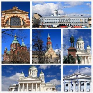 Impressions of Helsinki