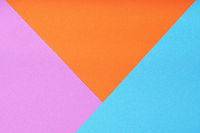 colorful paper background with triangle pattern in 3 different colors