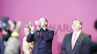 SPD Statements to the outcome of the German Elections 2013.