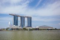 Marina Bay Sands in Singapore