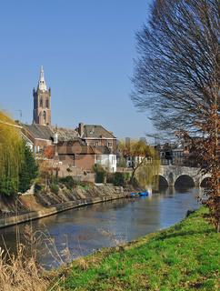 Roermond in den Niederlanden