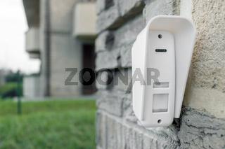 Outdoor volumetric sensor