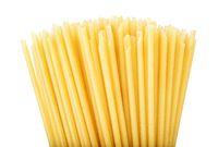 Long slim spaghetti