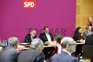 SPD party executive Meeting