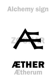 Alchemy: ÆTHER (Aetherum)