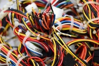 Kabelmix eines PCs