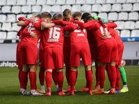 Spielerkreis 1.FC Kaiserslautern DFB 3.Liga Saison 2020-21