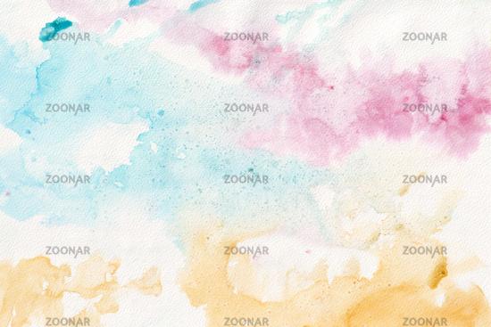 color cloud background