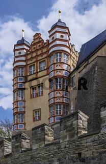 Schloss Bernburg an der Saale