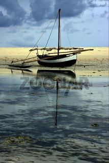 boat and reflex
