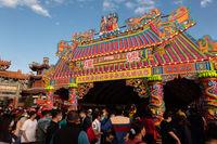 Taoist special dedication sacrificial ceremony
