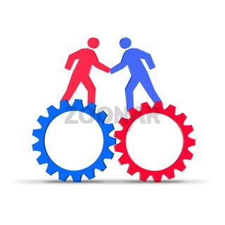 teamwork and synergy