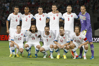Hungary vs. Czech Republic football match