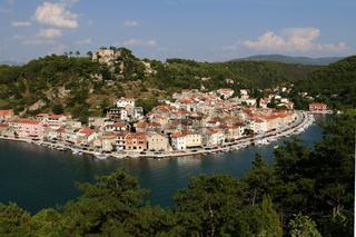 Novigrad, a picturesque Dalmatian town.