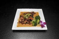 Softshell Crab Panang Curry